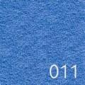 Napínací froté prostěradlo modré