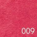 Napínací froté prostěradlo sytě růžové