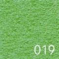 Napínací froté prostěradlo zelené