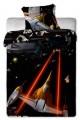 Povlečení bavlna Star Wars spaceships