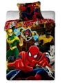 Povlečení Disney - Spiderman Hero
