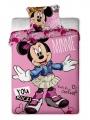Povlečení Disney - Minnie cool
