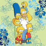 Polštářek Simpsons 2016