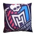 Polštářek - Monster High lebka