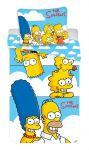 """Povlečení Simpsons Family """"Clouds"""""""