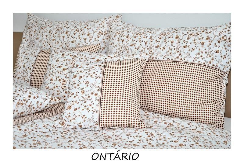 Bavlněné povlečení Ontário Fitex