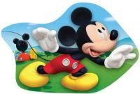 Dětský tvarovaný polštářek s motivem Mickey Mouse Jerry Fabrics
