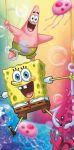 Osuška Sponge Bob 012 70x140 cm