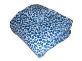 Super soft deka Safari Gepard modrý